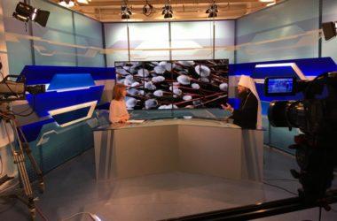 Митрополит Феодор дал интервью телеканалу ГТРК «Волгоград-24»