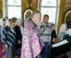 Жители Красноармейского района города почтили память священномученика Николя Попова