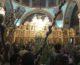 Митрополит Феодор возглавил Всенощное бдение в канун Вербного воскресенья