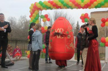 Пасхальный фестиваль готовят на приходе святого князя Владимира