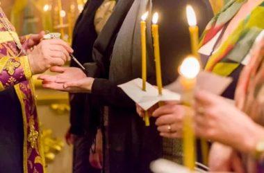 Глухонемые волгоградцы приняли участие в таинстве Елеосвящения