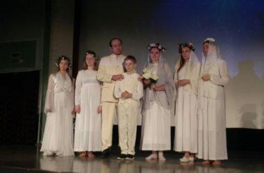 Показ спектакля о семье Страстотерпцев пройдет в Вербное воскресенье