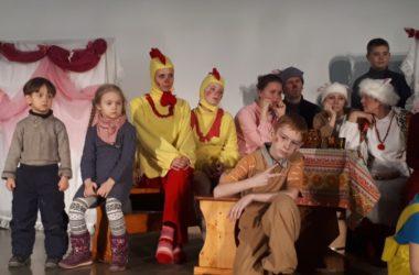 Театр «Благодатное небо» стал лауреатом областного смотра молодежных театральных коллективов