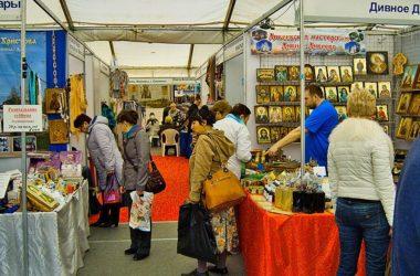 В Камышине прошла выставка-ярмарка «Камышин Православный»
