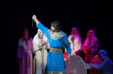 В Вербное воскресенье волгоградцам покажут спектакль «Крестители. Владимир»