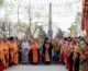 В день Светлого Воскресения Христова приглашаем на Крестный ход и праздничное богослужение