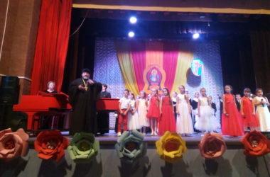 «Звонцы» подготовили концерт к празднику жен-мироносиц