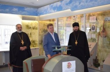 Митрополит Феодор побывал с визитом в Камышине