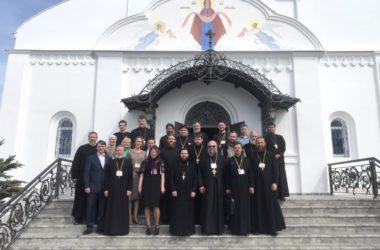 Руководитель социального отдела епархии участвует в работе форума в Ростове-на-Дону