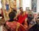 Митрополит Феодор продолжает пасхальные богослужения в храмах Волгоградской епархии