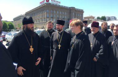 На праздновании в память священномученика Николая Попова ожидается присутствие восьми архиереев и ста сорока священников