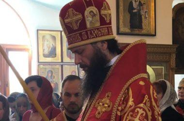 Митрополит Феодор молился на панихиде о погибших в Шереметьево