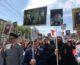 Священники Волгоградской епархии прошли вместе с «Бессмертным полком»