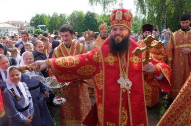 Митрополит Феодор принял участие в торжествах в честь благоверного царевича Димитрия в Угличе