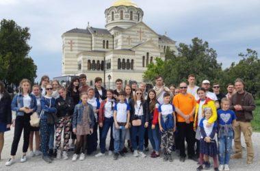 Театр «Миргород» вернулся с крымских гастролей