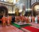 Митрополит Феодор принимает участие в торжествах в честь тезоименитства Святейшего Патриарха Кирилла
