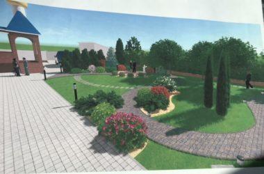 Возле храма Похвалы Пресвятой Богородицы появится парк