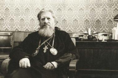 Митрополит Иоанн Вендланд: Слово на праздник Вознесения Господня