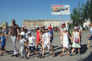 Царицын с его богатой историей: дети отправились в краеведческий поход