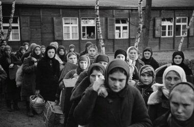 «Я БЛАГОДАРЮ БОГА ЗА ВСЕ ПЕРЕЖИТЫЕ СТРАДАНИЯ» История девушки Кати, угнанной из Киева в Германию