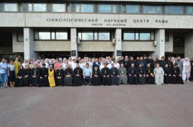 Больничный душепопечитель Волгоградской епархии в ходе стажировки посетил ведущие медицинские центры Москвы