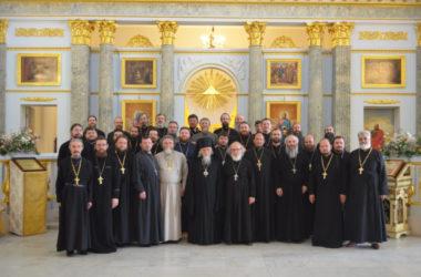 Больничный душепопечитель Волгоградской епархии прошел стажировку в Москве