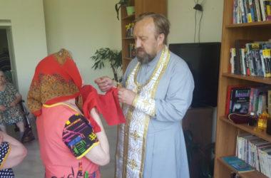 Пансионат для пожилых людей будет окормлять священник
