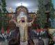В день Святого Духа митрополит Феодор совершил Божественную литургию
