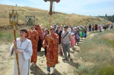 Состоится Крестный ход к источнику великомученицы Параскевы Пятницы