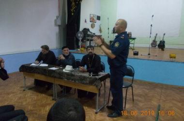 Для осужденных ИК-25 выделят дополнительное время на посещение православного храма
