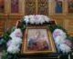 Владыка Феодор совершил Всенощное бдение в часовне Урюпинской иконы Божией Матери