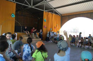 Православный приходской лагерь «Усадьба» собрал детей в первый месяц лета