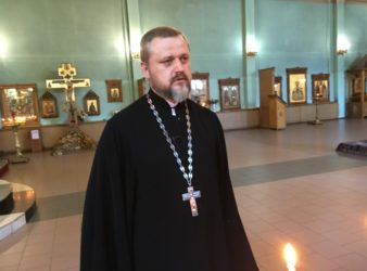 Об истории Свято-Духовской обители рассказал игумен Гавриил (Куликов)