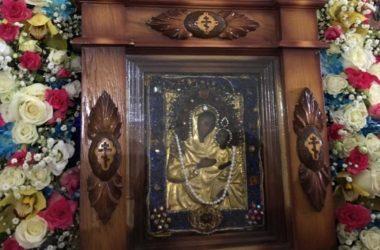 Празднование явления Урюпинской иконы Божией Матери возглавил митрополит Волгоградский и Камышинский Феодор