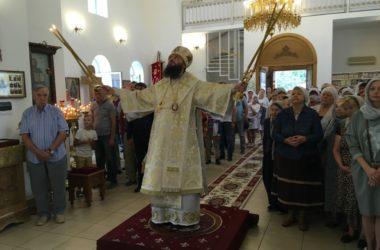«Русь Святая, храни веру православную, в ней же тебе утверждение»