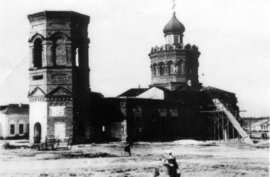 Сайт Волгоградской епархии начинает публикации материалов Госархива о своей истории