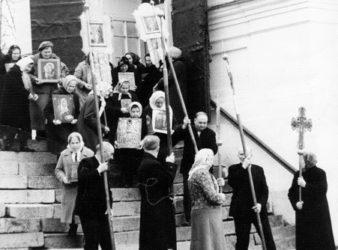 Строго секретно: В 1944 году в Урюпинск на праздник иконы Божией Матери приехало десять тысяч человек. Из истории Волгоградской епархии