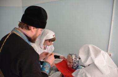Представитель Волгоградской епархии примет участие в пастырской стажировке по больничному служению