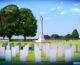На Мамаевом кургане открыли памятник чеченцам — защитникам Сталинграда