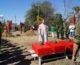 В Калачевском благочинии состоялось перезахоронение останков советских воинов