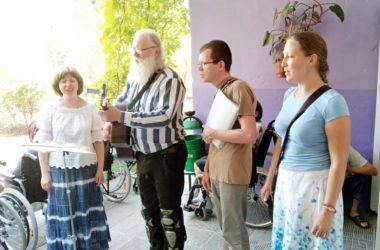«Лепта» продолжает встречи с друзьями в летние дни