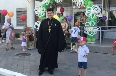 Особенных гостей собрал детский праздник в Перинатальном центре