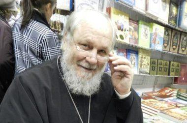 Отошел ко Господу протоиерей Николай Агафонов