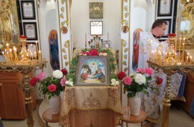 Храм Феодора Ушакова обновлен к празднику Вознесения Господня