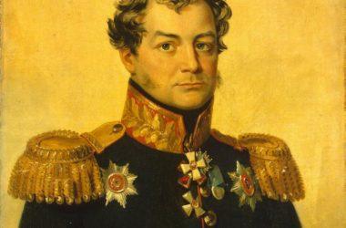 В Камышине молитвенно почтили память героя войны 1812 года Кирилла Казачковского