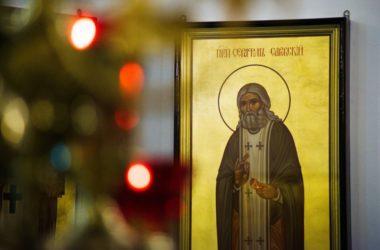 В день памяти Серафима Саровского митрополит Феодор совершит богослужение в тюремном храме