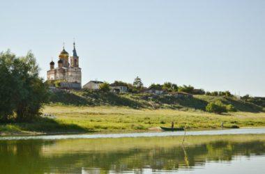 Православная молодежь Волгограда отправилась в байдарочный  поход