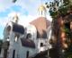 Видео: Иконописец Николай Пачкалов и священник Виктор Титов рассказали о росписи храма Георгия Победоносца