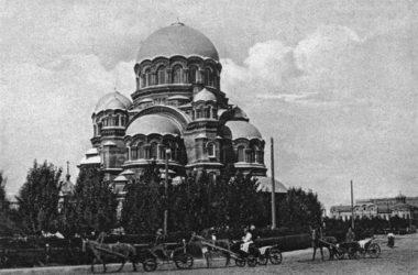 100 лет назад  была образована Царицынская епархия. Как это было