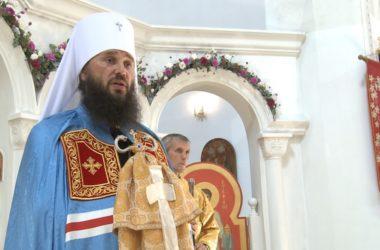 Видео: Слово митрополита Феодора в праздник Крещения Руси